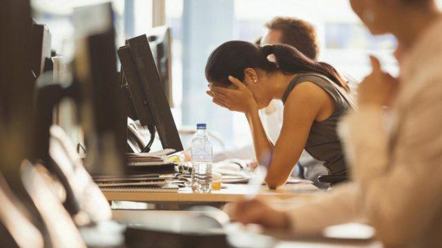A stressz és a gerinc
